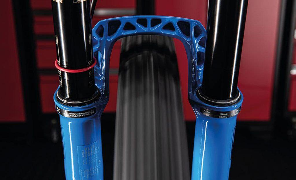 ROCKSHOX: Alto desempeño para suspensión de bicicletas