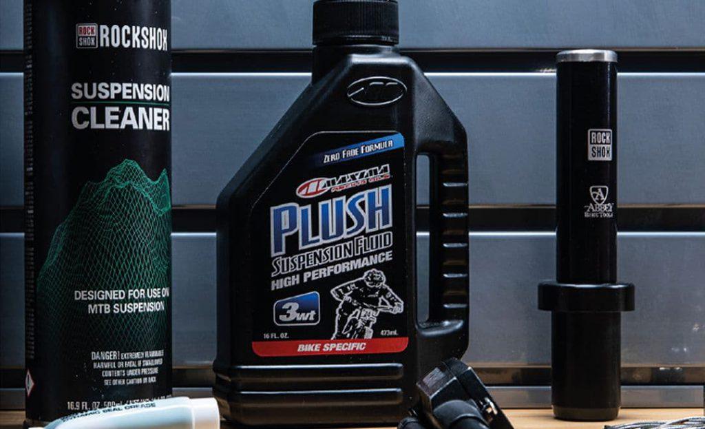 El fluido Maxima Plush protege