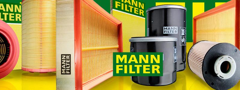Filtros Mann-Filter Tecnología Alemana