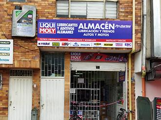 Propartes Prado Veraniego- LIQUI MOLY