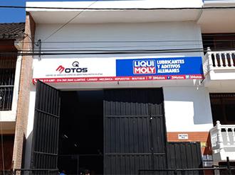 3 Motos Villavicencio- LIQUI MOLY
