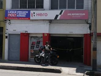Ads Motorcyce Medellín - LIQUI MOLY