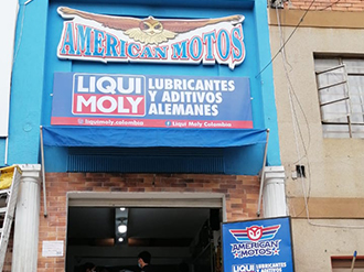American Motos S.A Bucaramanga - LIQUI MOLY