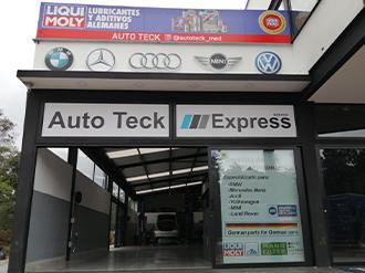Auto Teck Express Rionegro - Antioquia - LIQUI MOLY