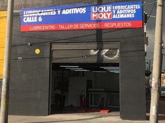 Lubricantes y aditivos calle 6 - LIQUI MOLY
