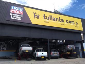 Tullanta Chía- LIQUI MOLY