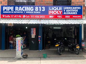 Pipe Racing 813 Espinal - LIQUI MOLY