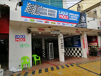 Service & Auto parts- LIQUI MOLY