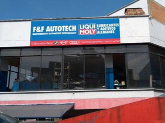 F&F Autotech - LIQUI MOLY