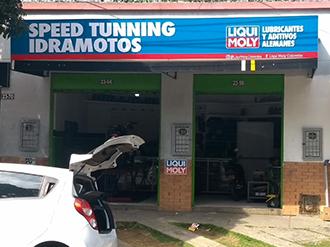 Speed Tuning Idramotos Bucaramanga - LIQUI MOLY