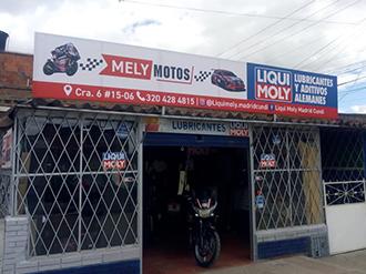 Mely motos Madrid - Cundimanrca - LIQUI MOLY