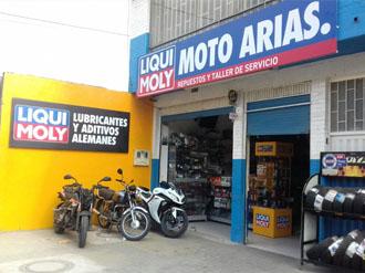 Moto Arias Bogotá - LIQUI MOLY