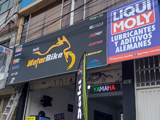MotorBike Bogotá - LIQUI MOLY