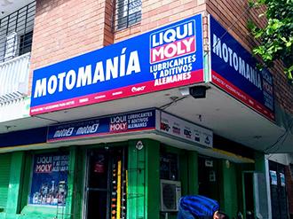 Motomanía Barranquilla - LIQUI MOLY