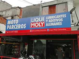 Moto Parceros Medellín - LIQUI MOLY