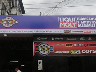 Motos y Motos Yopal - LIQUI MOLY