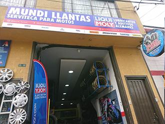 Mundillantas Bogotá - LIQUI MOLY