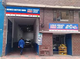 Munish Motors - LIQUI MOLY