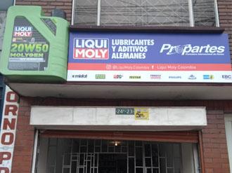 Propartes AV.Calle 1- LIQUI MOLY