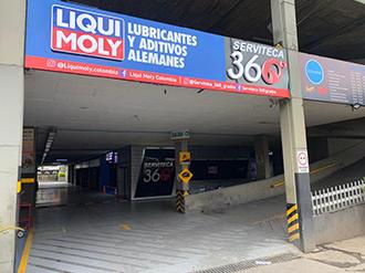Serviteca 360 Grados - LIQUI MOLY