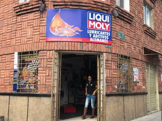 Steel Toys Bogotá - LIQUI MOLY