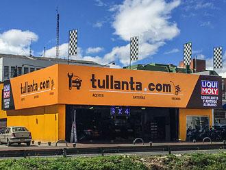Tullanta Calle 127- LIQUI MOLY