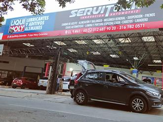 Innovación Automotriz - LIQUI MOLY