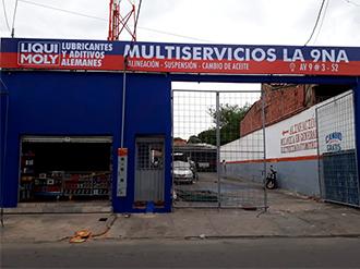 Multiservicios la 9n Cúcuta- LIQUI MOLY