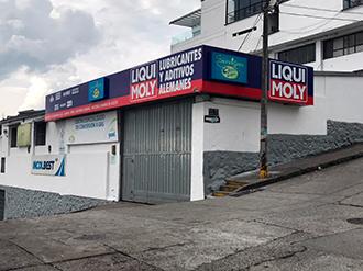 Servigas Manizales - LIQUI MOLY