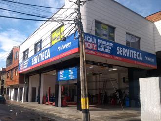 Serviteca AV San Juan Medellín - LIQUI MOLY