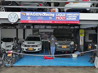 Wagen Racing Medellín - LIQUI MOLY