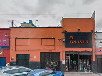 El triunfo Bogotá