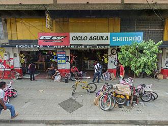 Ciclo Aguila Montería