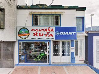 Montana y Ruta Ibagué