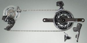 ¿Qué es AXS™? AXS es el nuevo sistema de integración de componentes de SRAM que conecta los componentes electrónicos de la bicicleta y el software. La aplicación SRAM AXS™ permite a los ciclistas ver es estado de la batería, cambiar el comportamiento de los componentes, personalizar controles, recibir recordatorios de mantenimientos y actualizar el firmware. Gracias a la App AXS™ tu bicicleta se comportará exactamente como esperas.