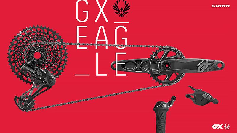 GX Eagle SRAM