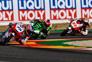 LIQUI MOLY se convierte en patrocinador principal del premio de Moto GP en Alemania